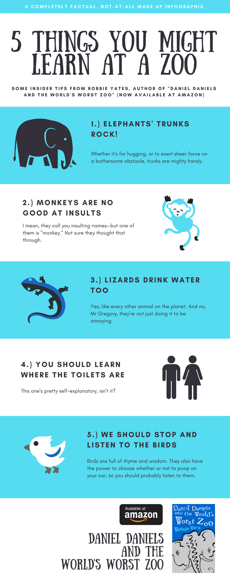 5 Things You Might Learn at a Zoo